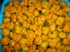 Trinidad Scorpion Morouga Yellow - mange