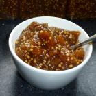 Pæremostarda med chili