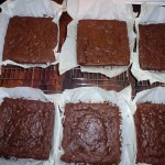 Brownies med chili - storproduktion