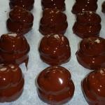 Flødeboller - nyovertrukne 2