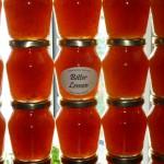 Bitter Lemon marmelade med chili 3
