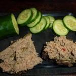 Leverpostej med chili - klar til spisning 2