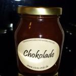 Chokoladesmørepålæg med chili og nødder