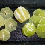 Citruschilisauce - citrus skrælles og skkøres i skiver