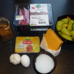 Armadillo Eggs - ingredienser