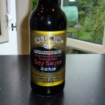 Smoking Hot Barbecuesauce - de røgede tomater - Mushroom flavoured Soy