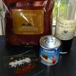 Chokoladeauce med chili - med mørk chokolade og creme de cassis