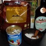 Chokoladeauce med chili - med mediummørk chokolade og maltwhisky