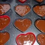 Chokolade musli eller nøddebarer med chili 7